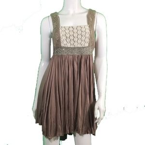 A'Reve Mauve Dress (1114)
